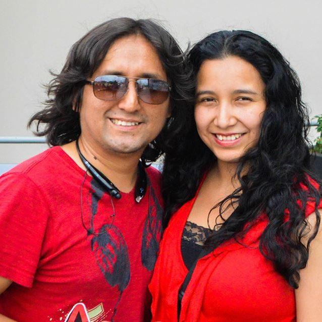Jorge y GLoria